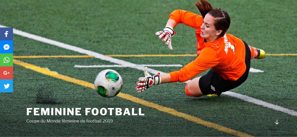 feminine.football